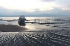 Motorboat 03 Obraz Royalty Free