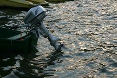 motorboat Image libre de droits