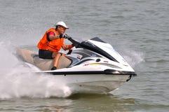 Motorboat Athletics Stock Photo