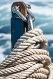 motorboat Beståndsdelar av fartygkugghjulen royaltyfria foton