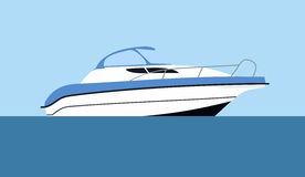 Motorboat Royalty Free Stock Photos