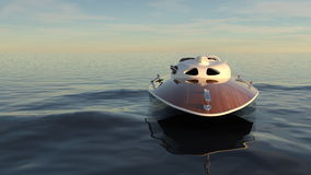 Motorboat Royalty Free Stock Photography