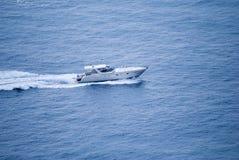 Motorboat Royalty Free Stock Photo