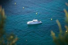motorboat rocznik Fotografia Stock