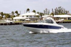 Motorboating het Royalty-vrije Stock Foto