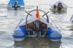 motorboats photo stock