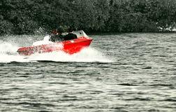 motorboats stockbild