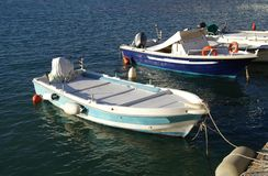 motorboats motorboote stockfoto