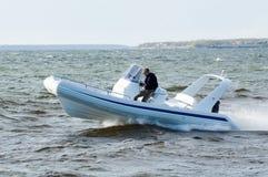 Motorboot 22 royalty-vrije stock foto's