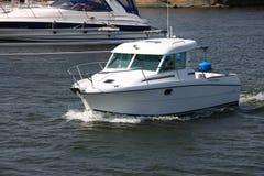 Motorboot Lizenzfreies Stockfoto