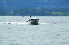Motorboot lizenzfreie stockfotografie