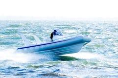 Motorboot 26 Royalty-vrije Stock Foto's