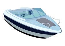 motorboot Stock Afbeelding