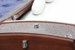Motorboot royalty-vrije stock afbeeldingen