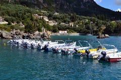 Motorboote Stockbilder