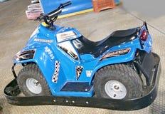 Motorcar бампера игрушки Стоковые Изображения RF