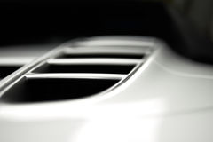 Motorcar radiator Royalty Free Stock Photography