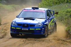 Free Motorcar Rally Action Royalty Free Stock Image - 6721066