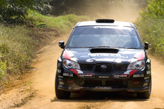 Free Motorcar Rally Action Stock Photography - 6721152
