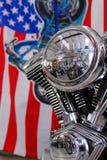 motorcicle Fotografering för Bildbyråer