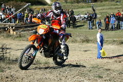 Motorcross Photo libre de droits