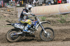 Motorcross Royalty Free Stock Images