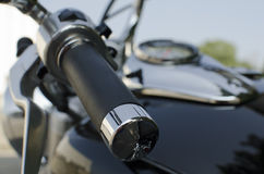 Motorcyckle detail Stock Photo