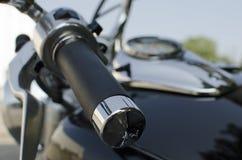 Motorcyckle detalj arkivfoto