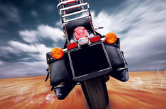 Motorcycle Royalty Free Stock Image