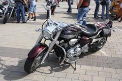 Motorcycle Stock Photo