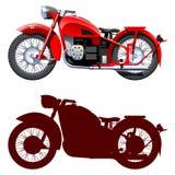 Motorcycle. Royalty Free Stock Photo