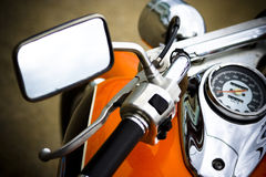 Motorcycle Royalty Free Stock Photo