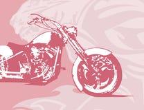 Motorcycle Background Stock Photo