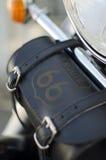 Motorcycle barrel shape tool Stock Photo