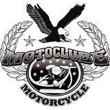 Motorcycle biker racing  design Royalty Free Stock Photos