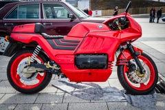 Motorcycle BMW K100 Martin. Royalty Free Stock Images