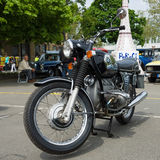 Motorcycle BMW R75 Stock Image