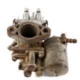 Motorcycle carburetor Stock Images