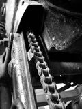 Motorcycle chain Stock Photos