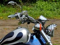 Motorcycle Stock Image