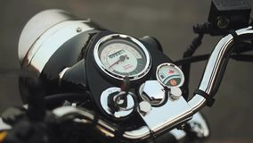 Motorcycle dashboard dial motorcycle. The story of a classic motorcycle history