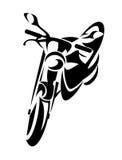 Motorcycle design Royalty Free Stock Photo