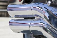 Motorcycle Detail Royalty Free Stock Photo