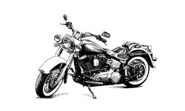 Motorcycle Stock Photography