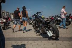 motorcycle Harley-Davidson Royalty Free Stock Photos