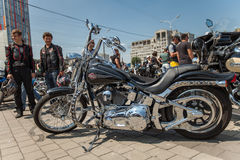 motorcycle Harley-Davidson Stock Images