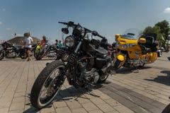 motorcycle Harley-Davidson Stock Image
