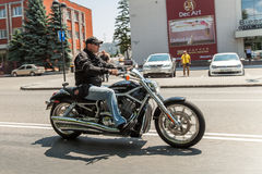 motorcycle Harley-Davidson Royalty Free Stock Photos
