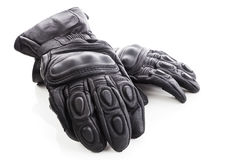 Motorcycle glove  Stock Photography