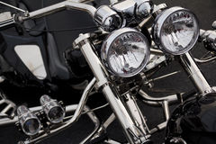 Free Motorcycle Headlight Stock Images - 28465694